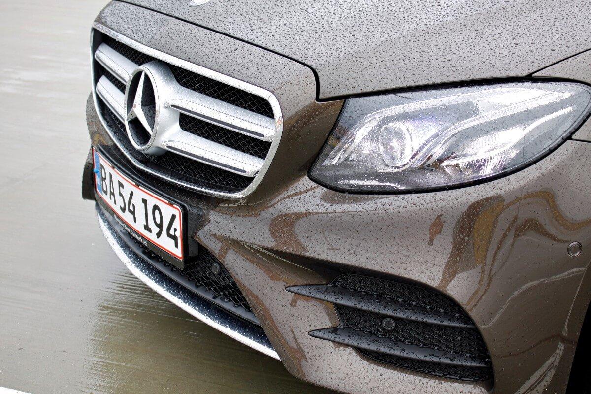 TEST: Mercedes-Benz E200 – Et lydløst luksusdyr