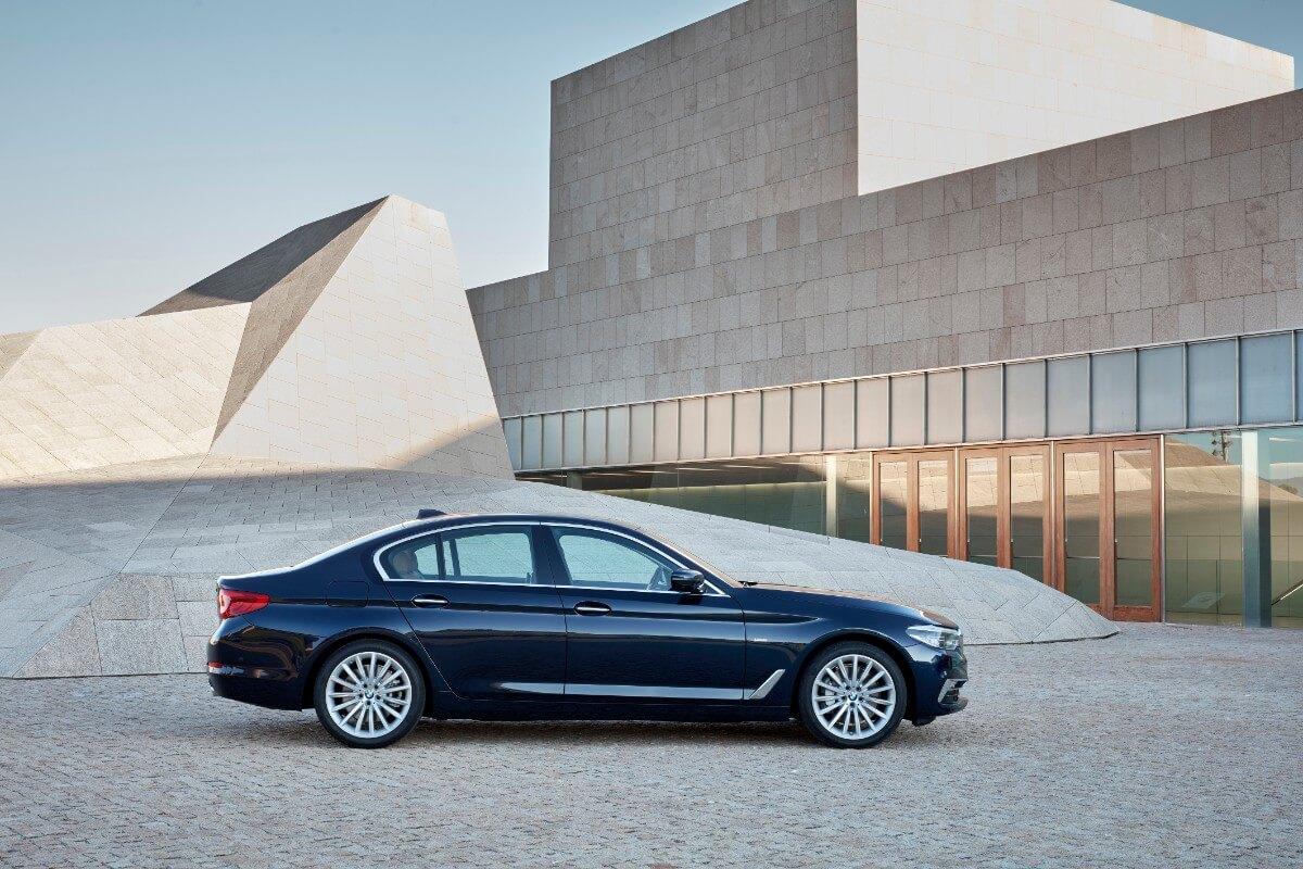 Ny 5-serie fra BMW – I Danmark til februar