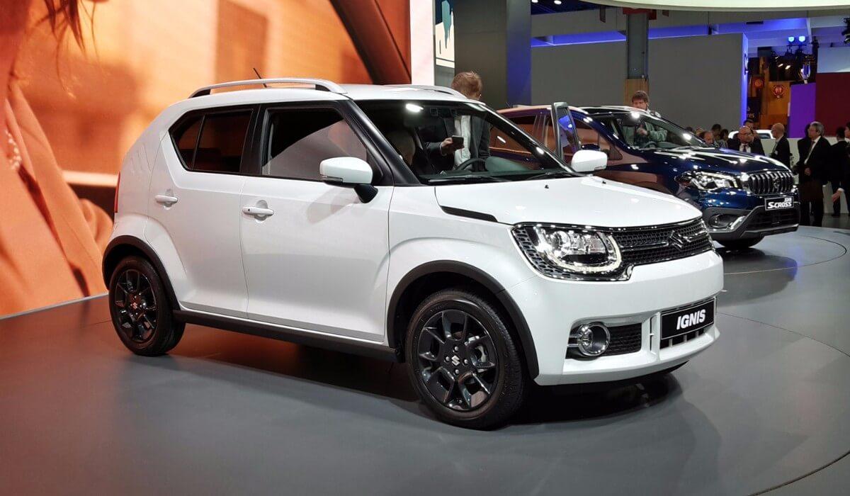 Nu kommer den nye Suzuki Ignis