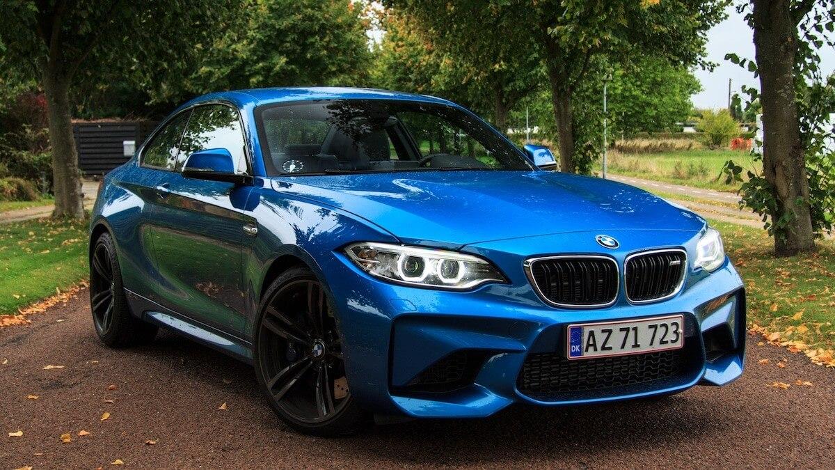 TEST: BMW M2 coupé – er det den ultimative bimmer
