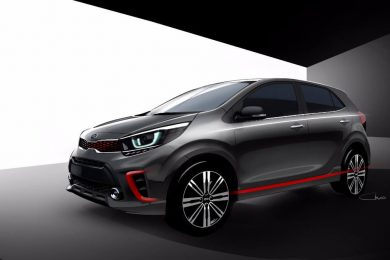 3rd generation Picanto exterior rendering (1)