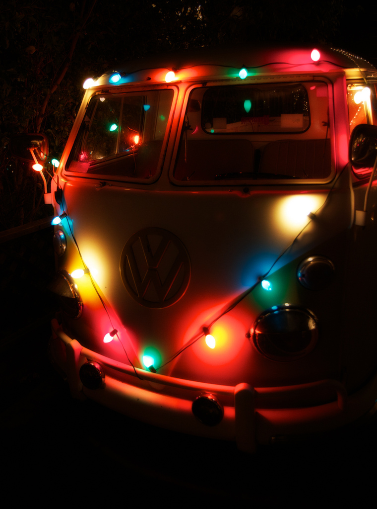 Må du julepynte din bil?