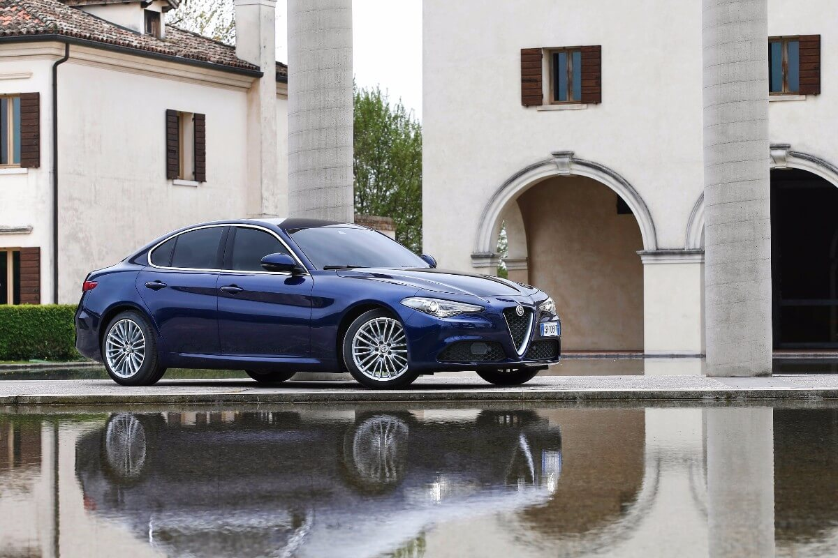 Alfa Romeo får to nye motorer i Giulia-programmet
