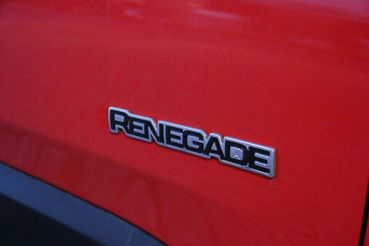 Test: Jeep Renegade – Mest til asfaltjungler