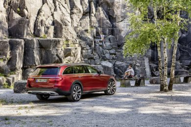 Mercedes-Benz E-Klasse All Terrain, S 213, 2016
