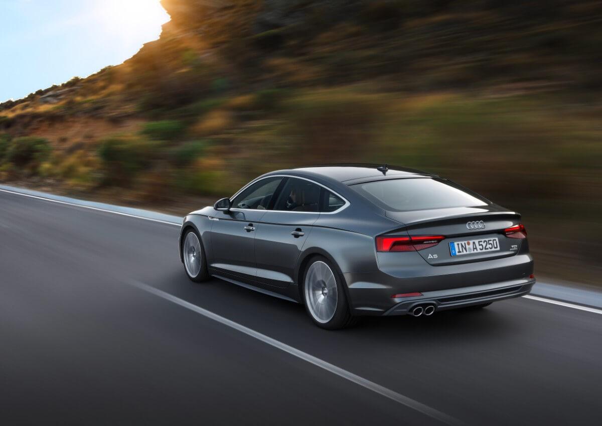 Audi er klar med priser på ny A5 Coupé og A5 Sportback