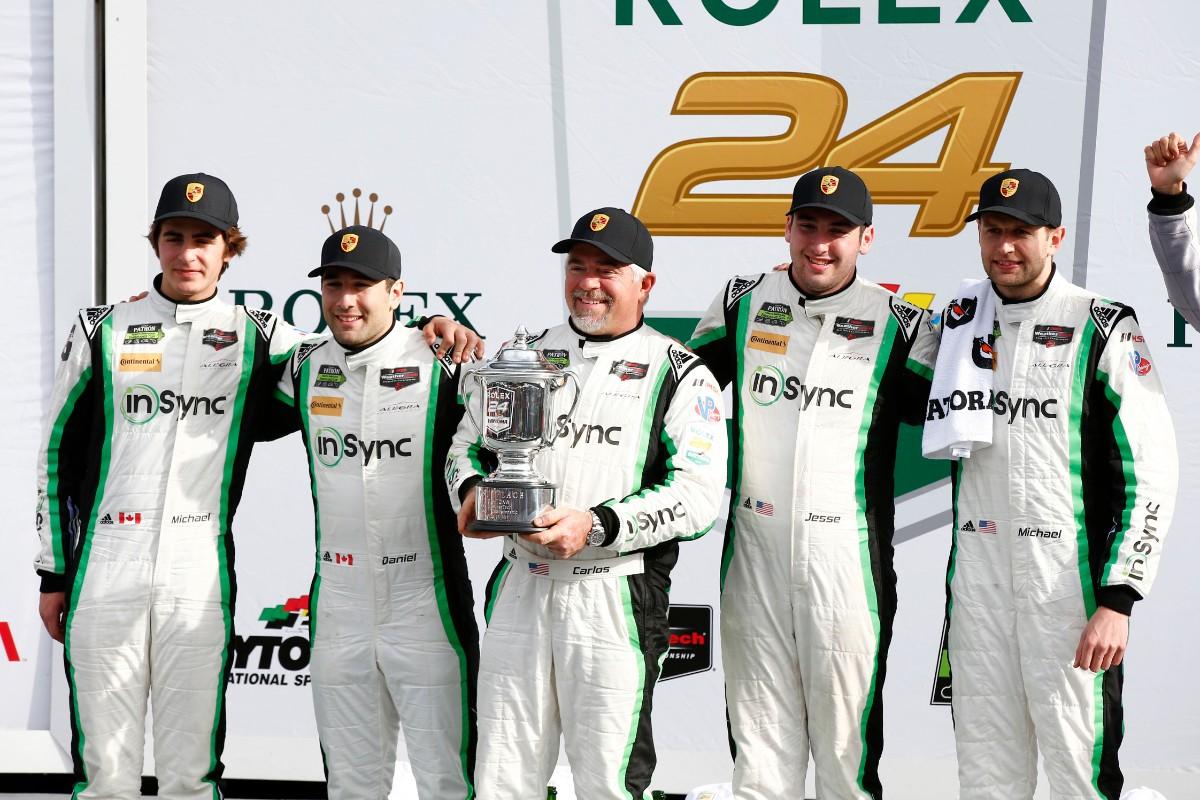 Michael Christensen fik nyt ur! Vandt på Daytona i debuten