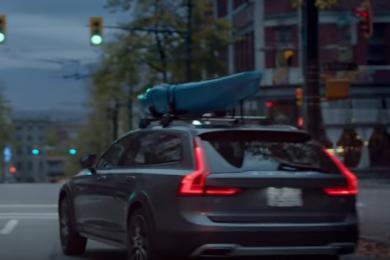 Volvo reklame