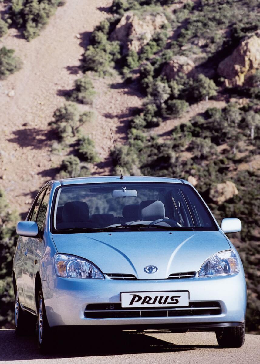 WauW – Toyota har sendt 10 millioner hybrider på gaden
