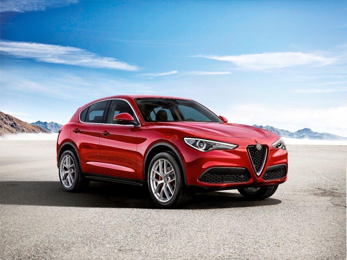 Nu kan du købe Alfa Romeo Stelvio – First Edition