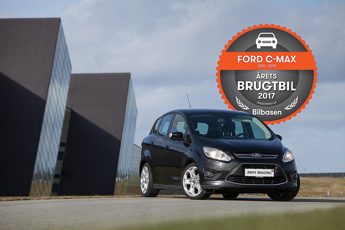 Årets Brugtbil 2017  – Ford C-Max og Grand C-Max