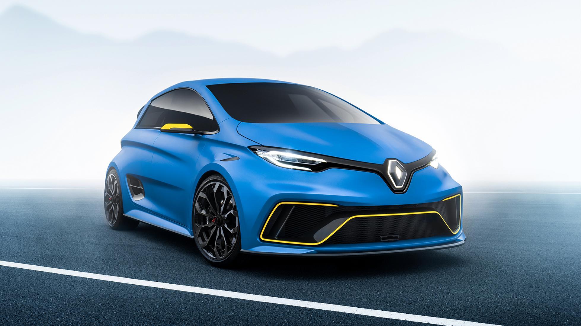 Renault Zoe tæver Tesla … næsten