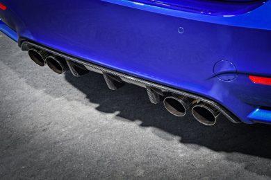 BMW M4 CS – udstødning – Kopi