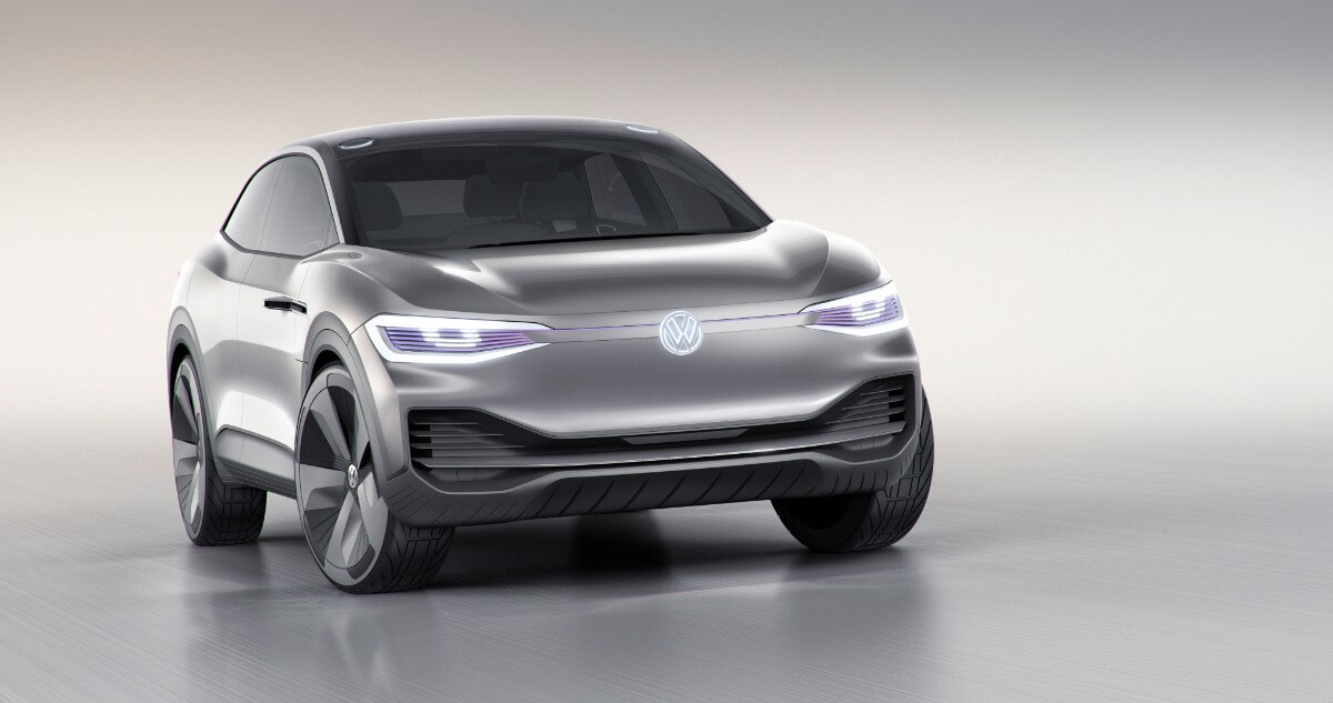 Ny el-crossover fra VW hedder CROZZ