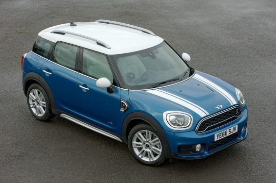 Mini Countryman Cooper S ALL4 (1)