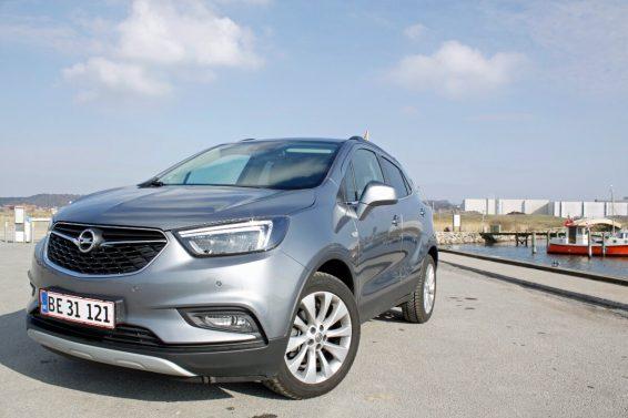 Opel Mokka X 7