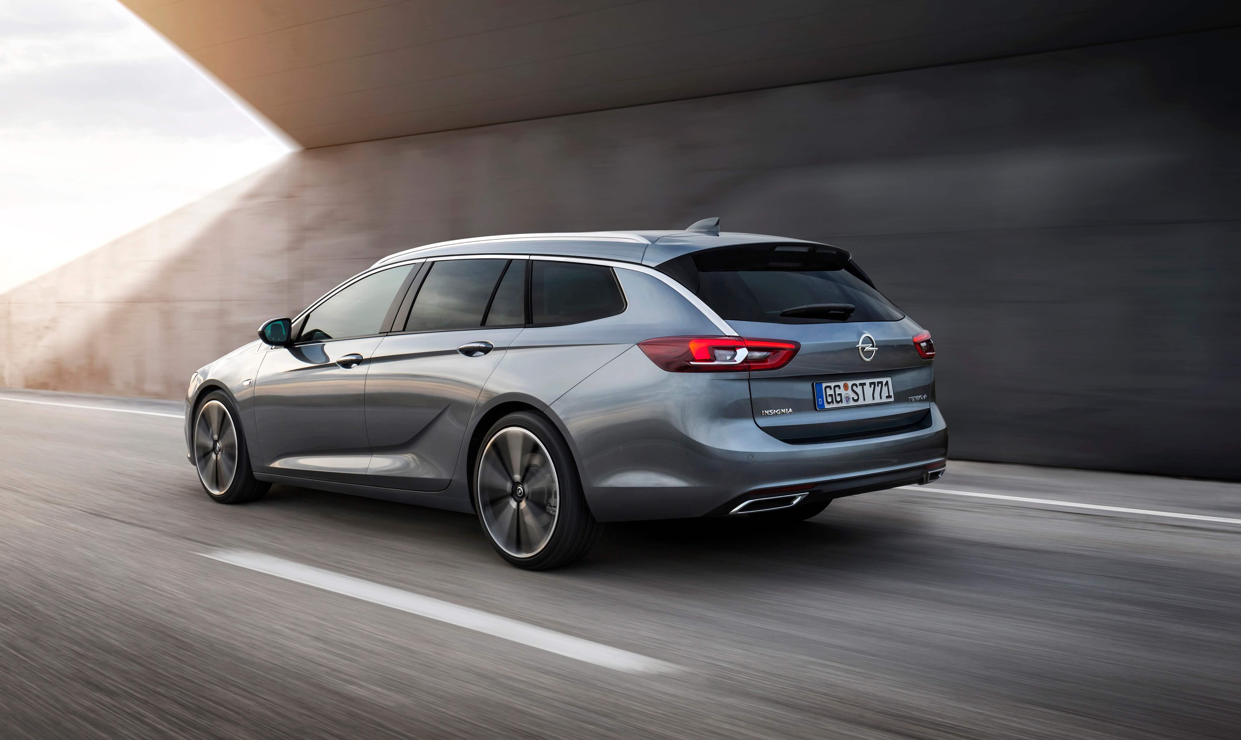 Godt tilbud – Opel Insignia stationcar uden merpris