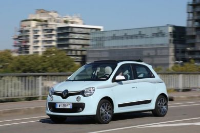 Renault Twingo Breeze (1)