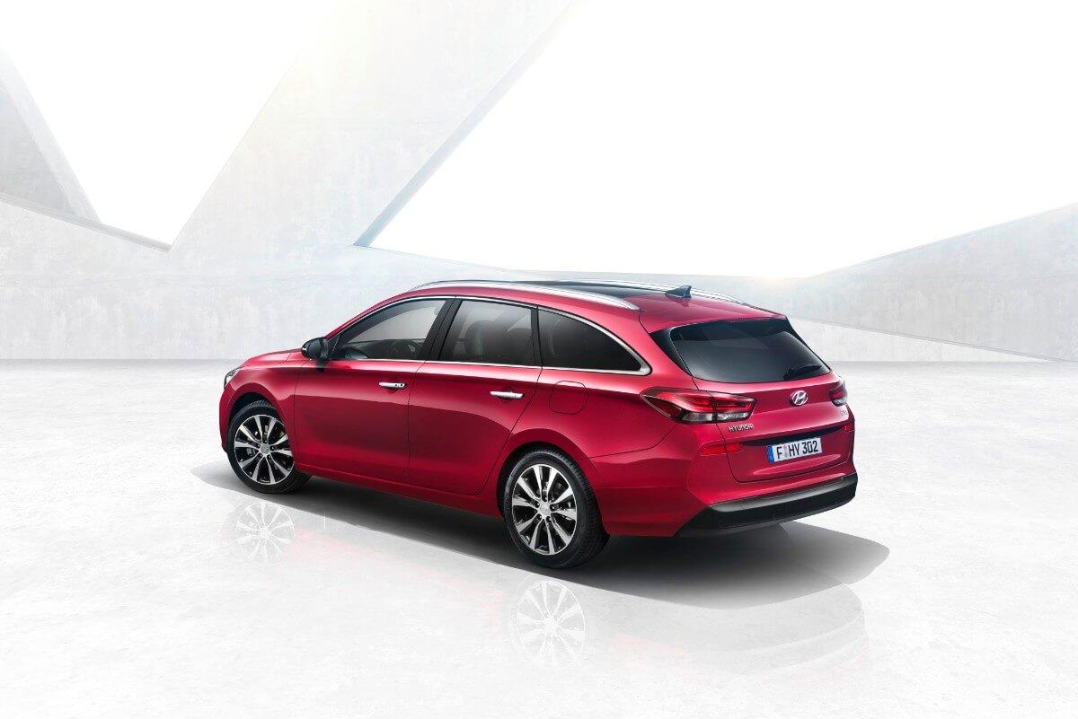 Skarp startpris på Hyundai i30 stationcar