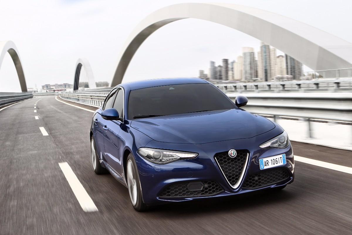 Test: Alfa Giulia – Benzin eller diesel?