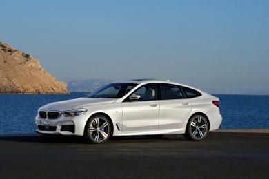 BMW 6-serie Gran Turismo front