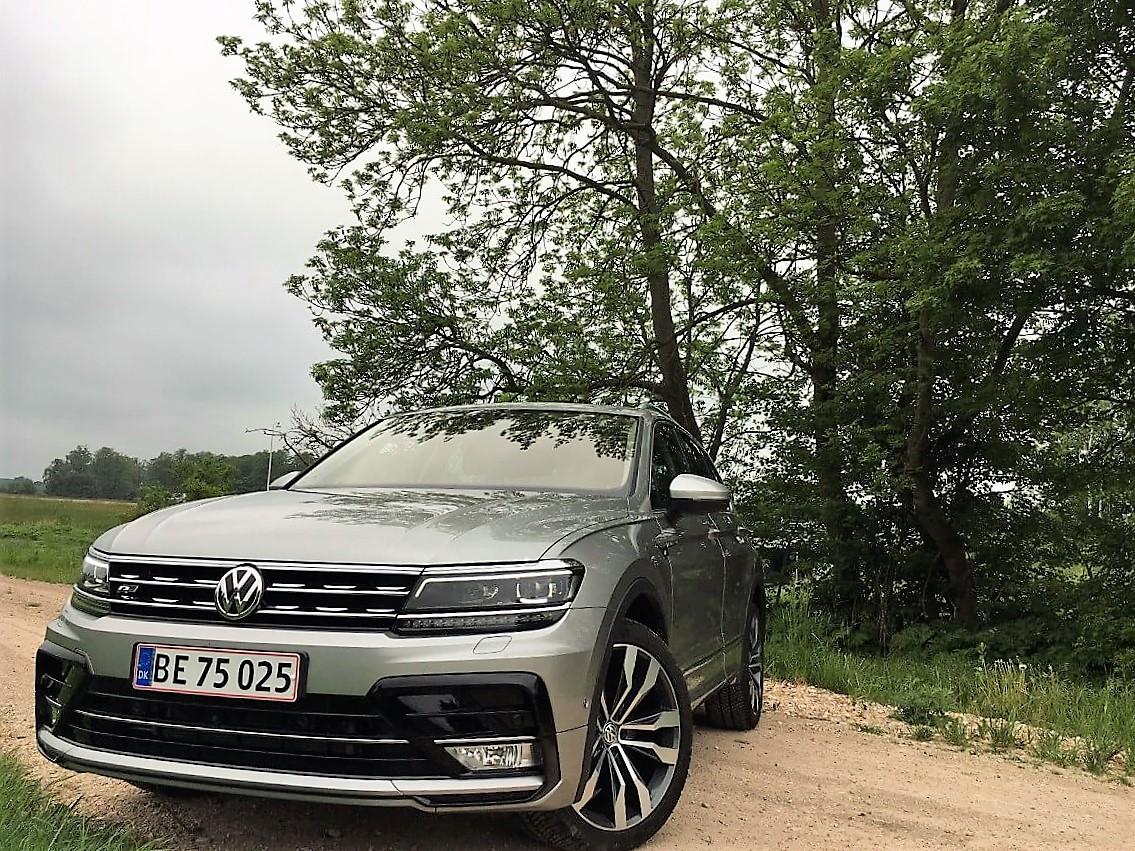 Test: VW Tiguan 2,0 Tsi 4motion – Det lækre har en pris