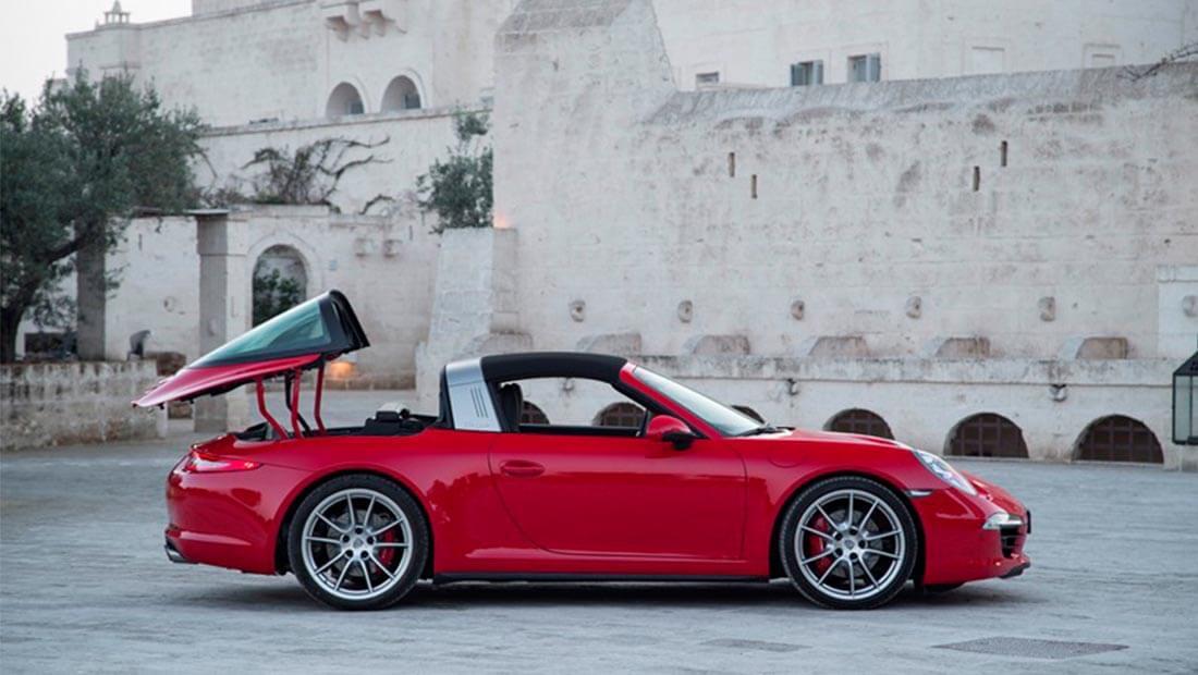 TEST: Porsche 911 Targa 4S GTS – Tiltrækkende topløs turbo