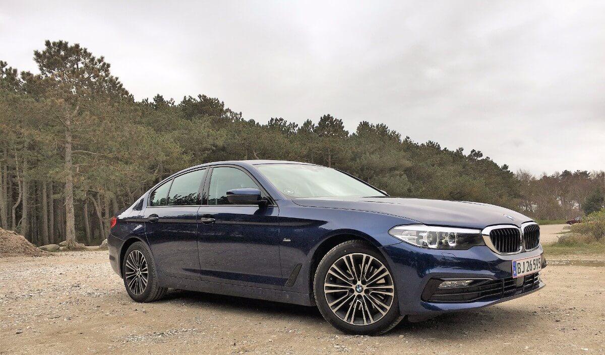 Test: BMW 520d sedan – Shh … har du hørt min nye BMW?