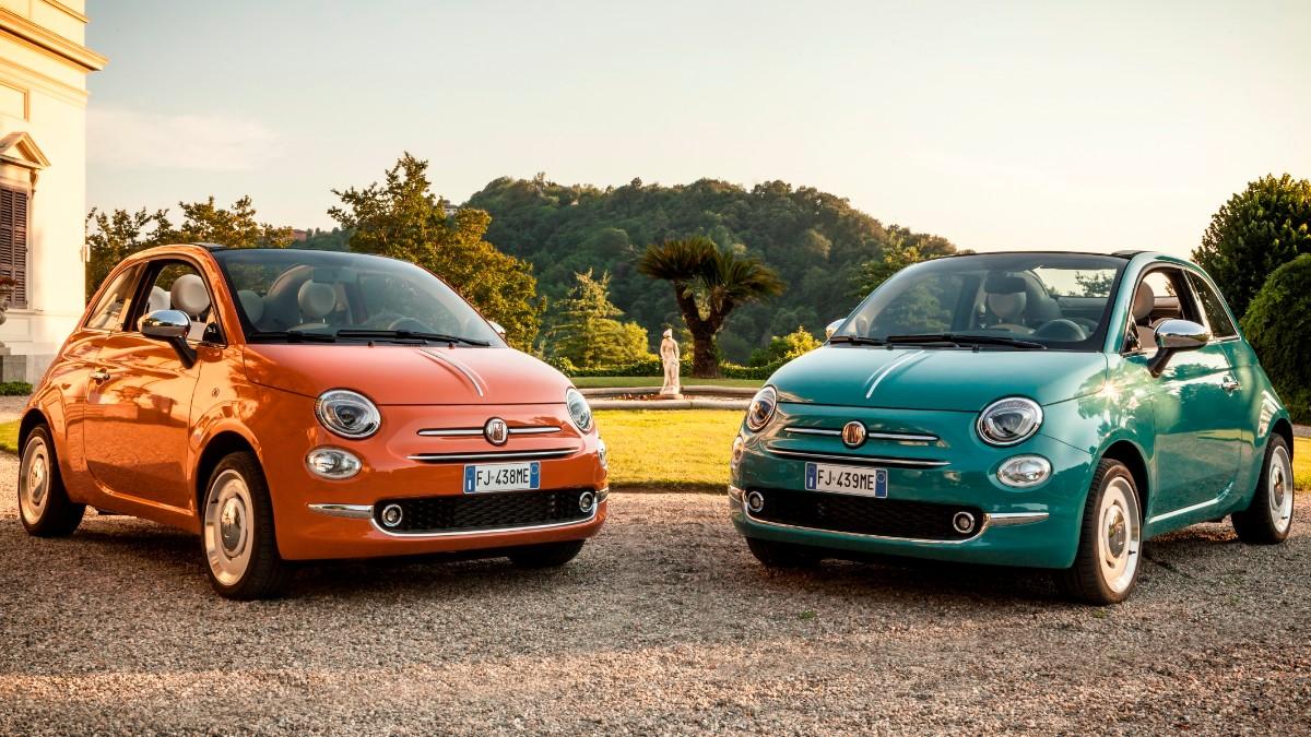 Fiat 500 fylder 60 år – Det fejrer Fiat med en jubilæumsudgave af den lille charmør