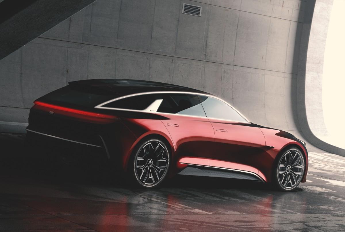 KIA afslører nyt koncept i Frankfurt