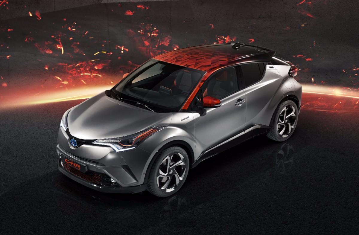 Toyota vil have fart på hybriderne