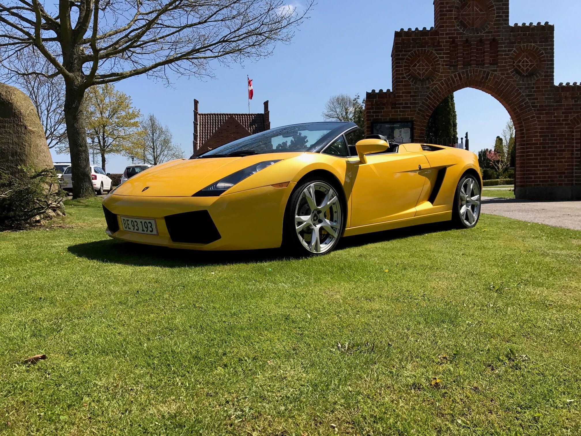 Lamborghini-reformen 2