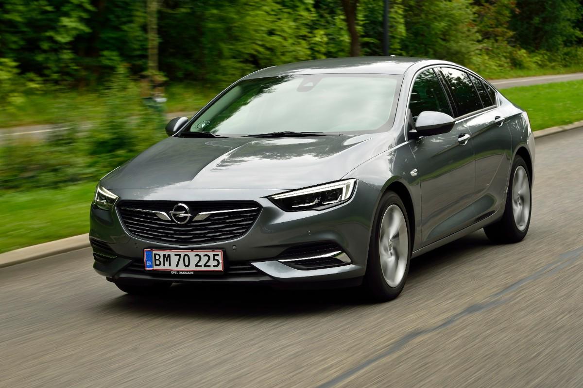 Insignia er Opels nye storsælger