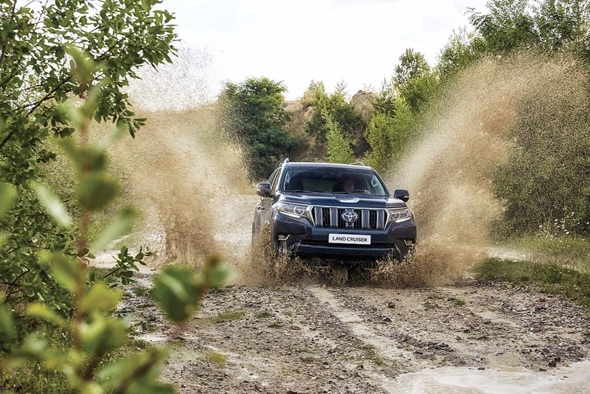 Toyota præsenterer ny Land Cruiser