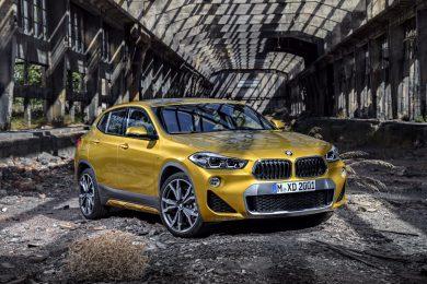 BMW X2 xDrive20d, Model M Sport X