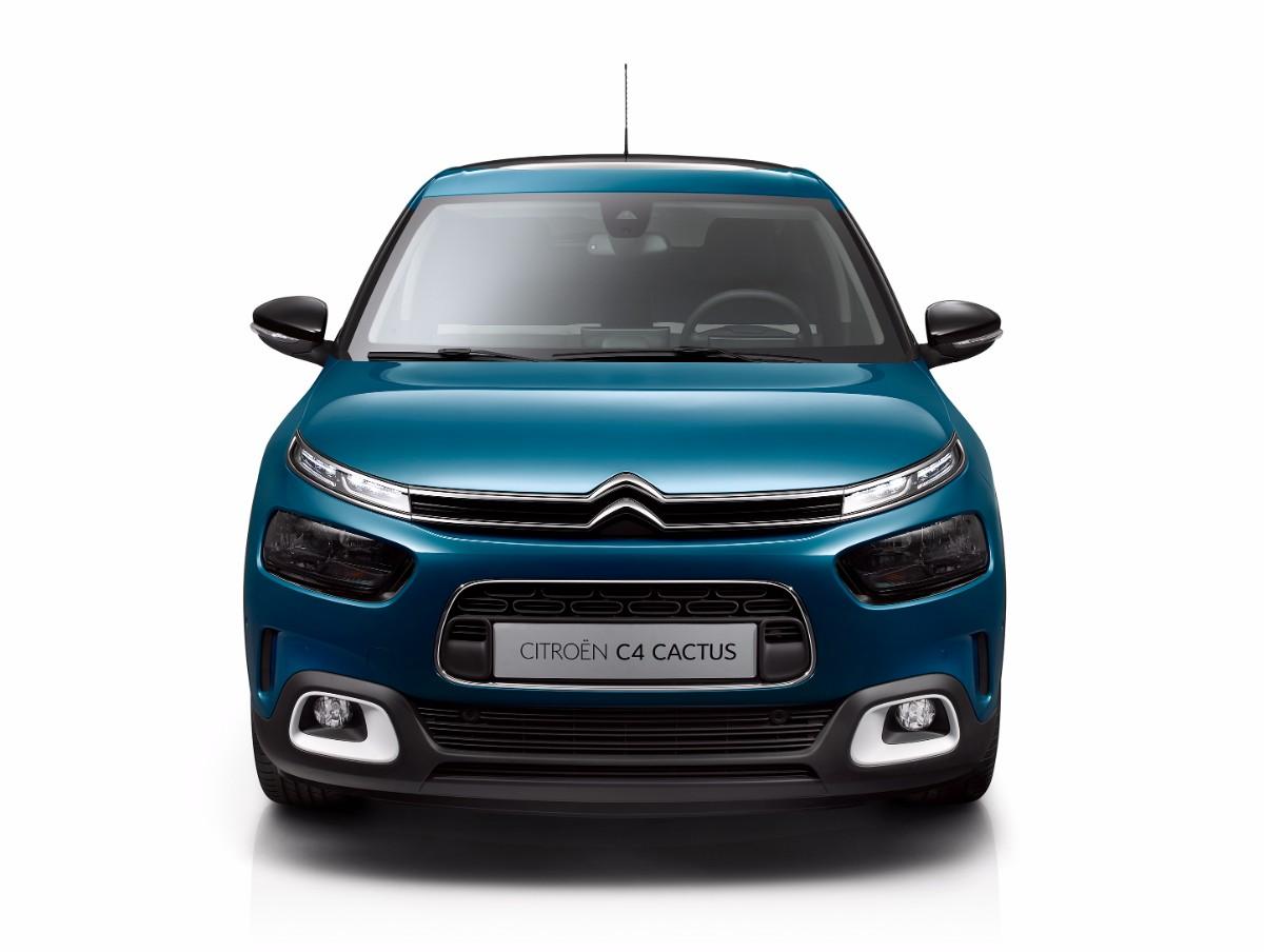 Se billederne: Ny Citroën C4 Cactus