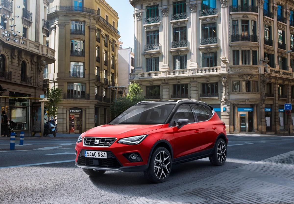 Seat Arona og Volkswagen Polo bettingfavoritter til Årets Bil 2018