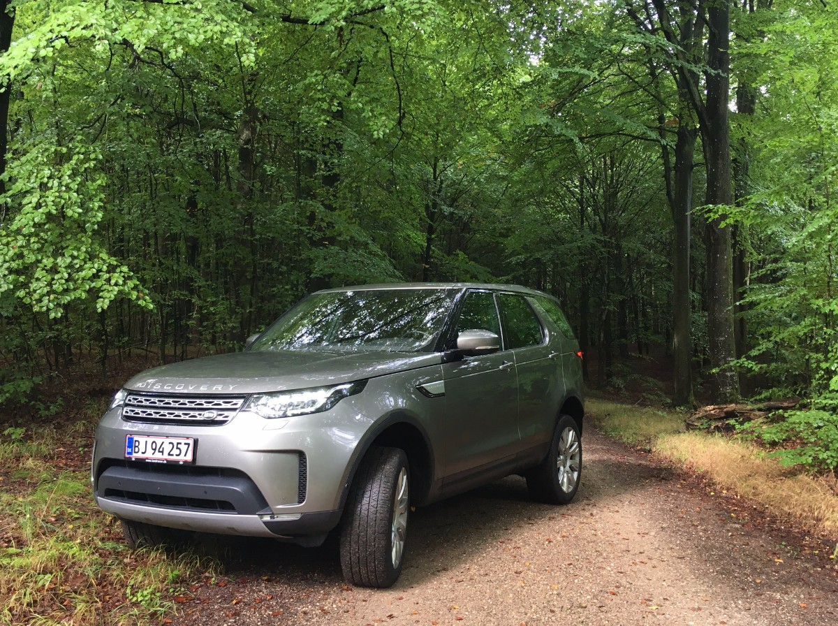 TEST: Ny Land Rover Discovery – Size matters