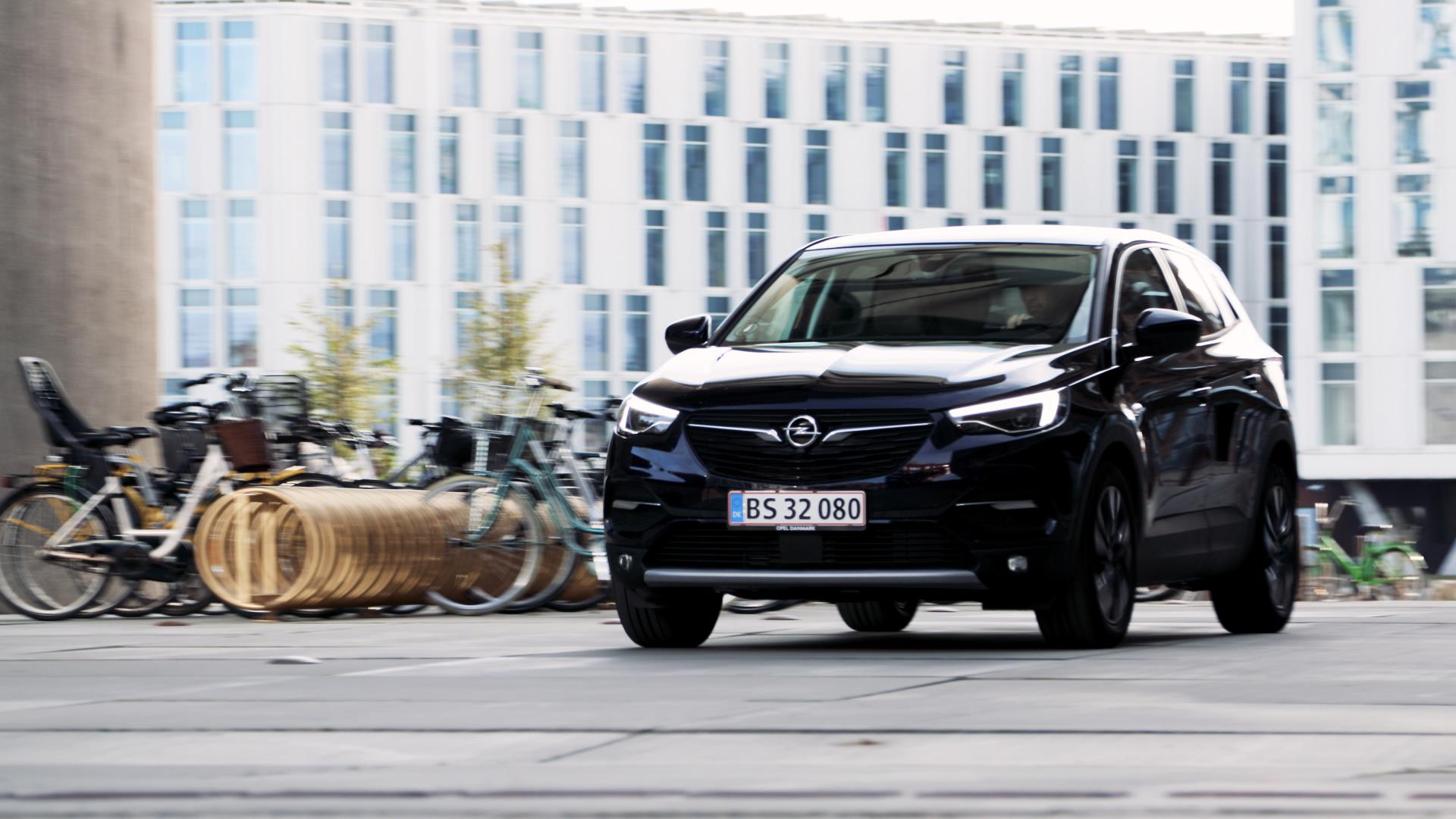 Ny Opel Grandland X – til din livsstil!