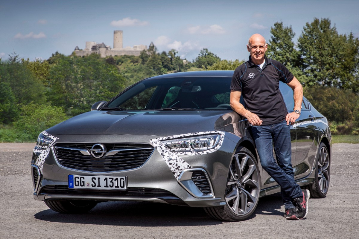 Ny Insignia GSi slår sin forgænger på  Nürburgring