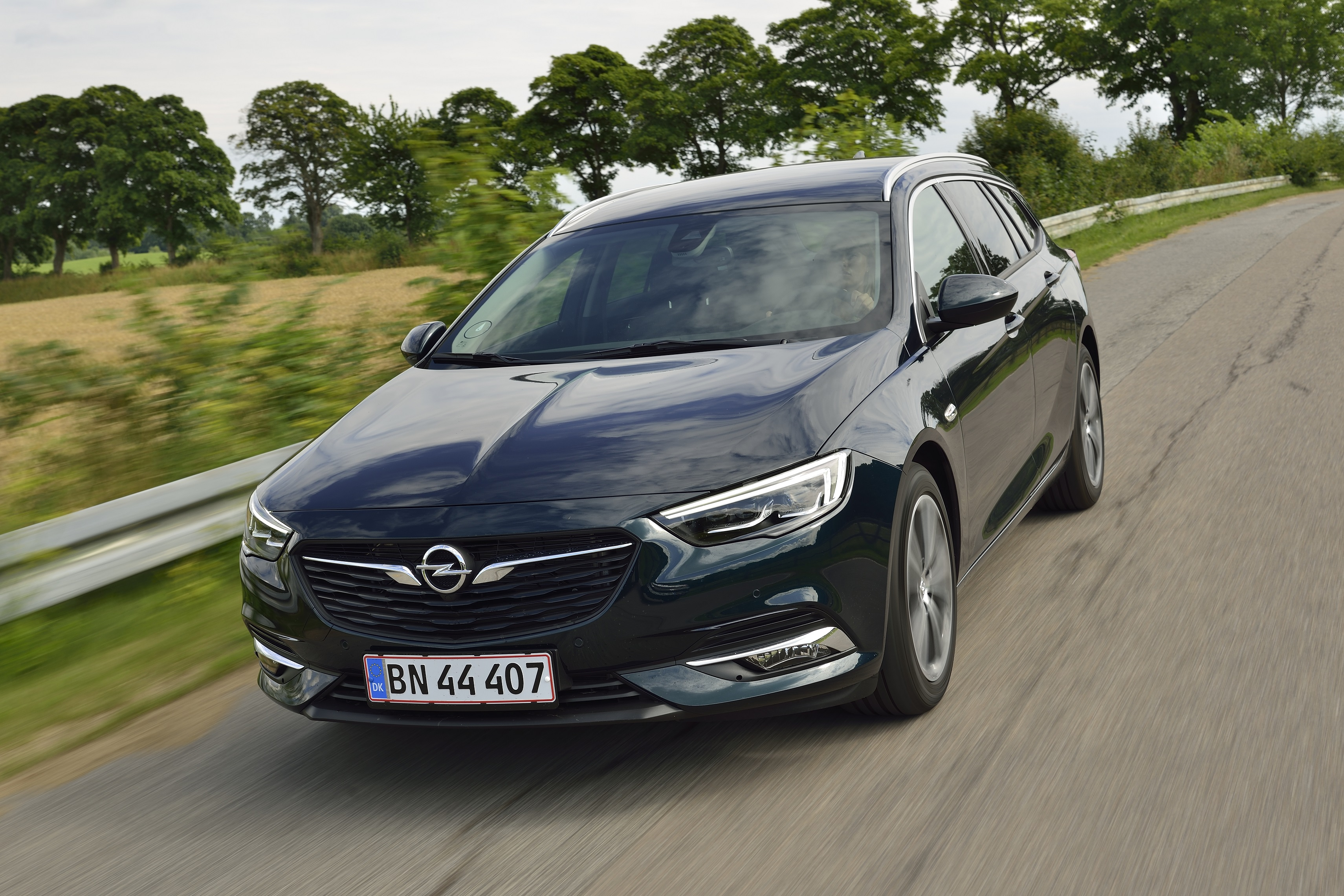 Opel nye storsællert rammer 100.000