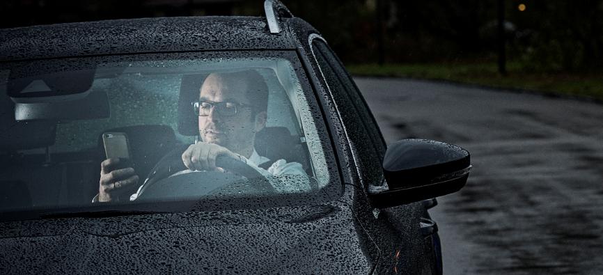 Rådet for sikker trafik vil have klip for mobilsnak