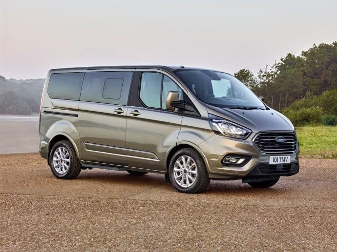 Ford er klar med sin nye luksusbus  – Tourneo Custom