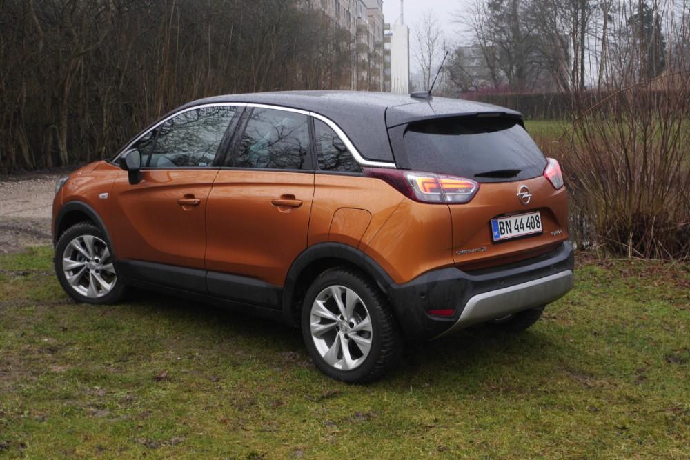 TEST: Opels lille SUV går efter livsstilsbilisterne