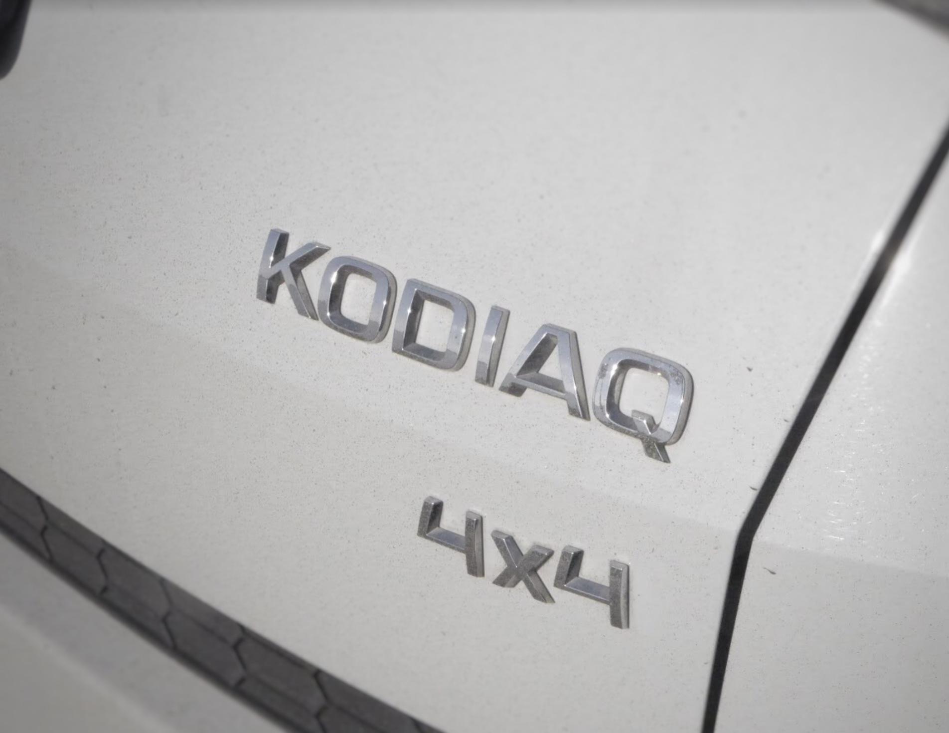 TEST: Skoda Kodiaq – når du skal på tur med de langbenede venner