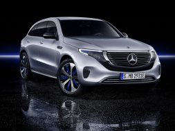 Der neue Mercedes-Benz EQC – der erste Mercedes-Benz der Produkt- und Technologiemarke EQThe new Mercedes-Benz EQC – the first Mercedes-Benz under the product and technology brand EQ