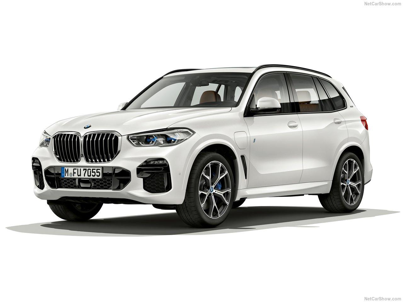 BMWs nye X5-hybrid kører 80 km på ren el
