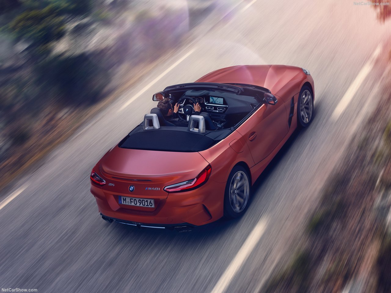 BMW Z4 –nu igen med blød top