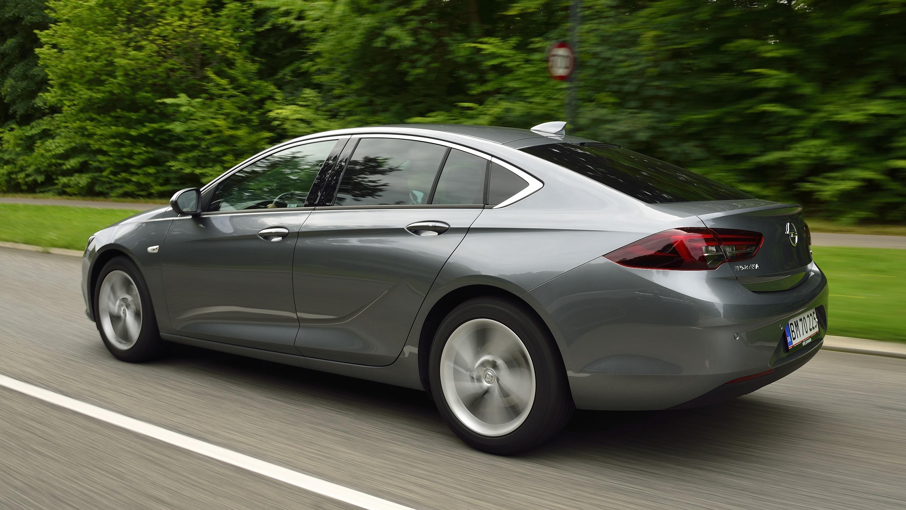 Flere kræfter i firma-Opel