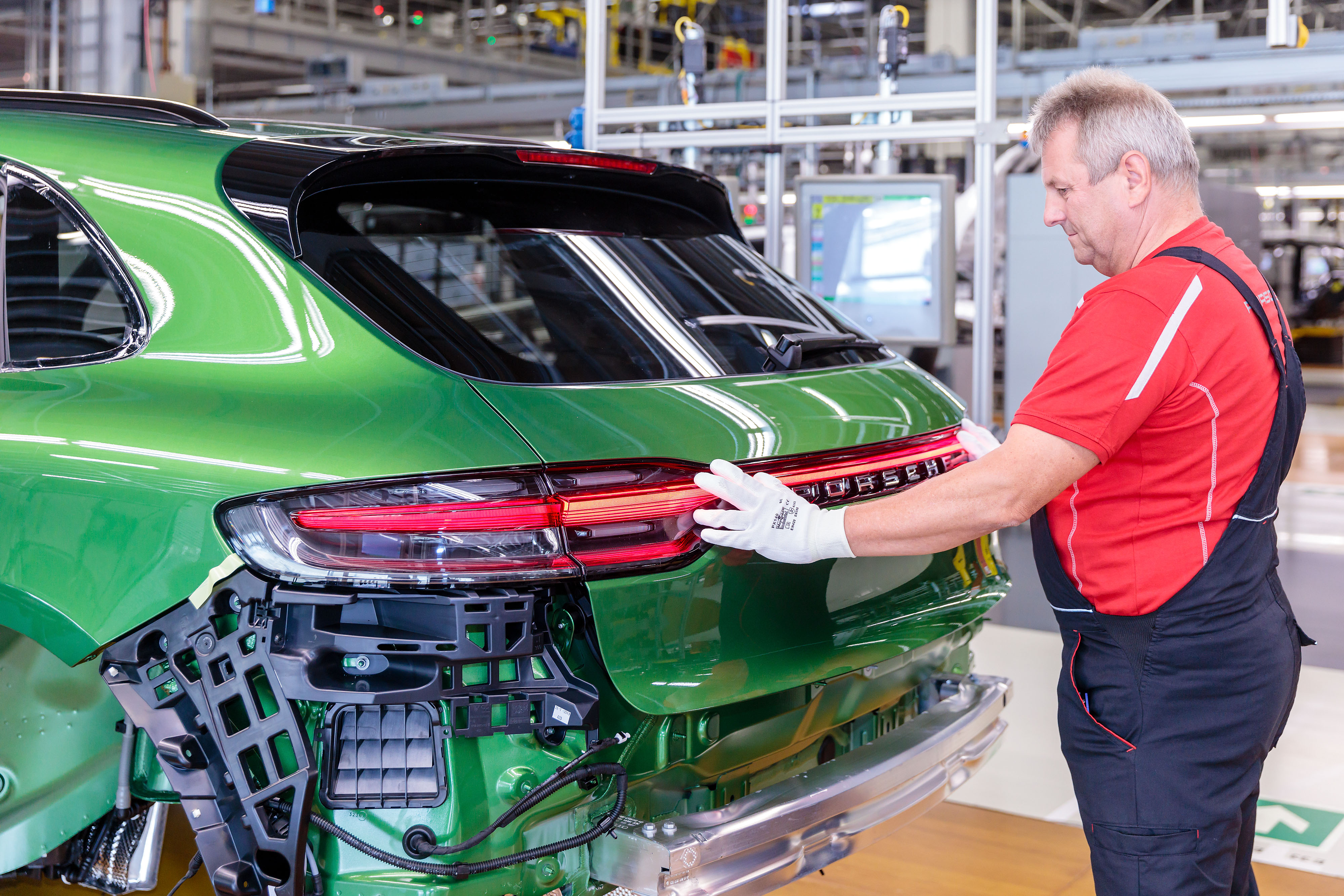 Porsche opdaterer Macan
